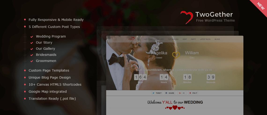 TwoGether-Wedding-WordPress-Theme