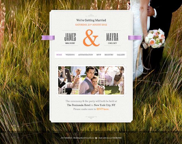 Just-Married-Wedding-WordPress-Theme (1)