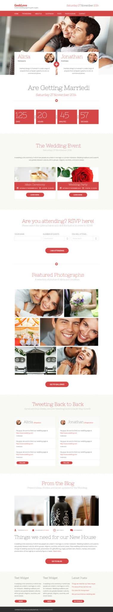 geeklove-responsive-wedding-theme