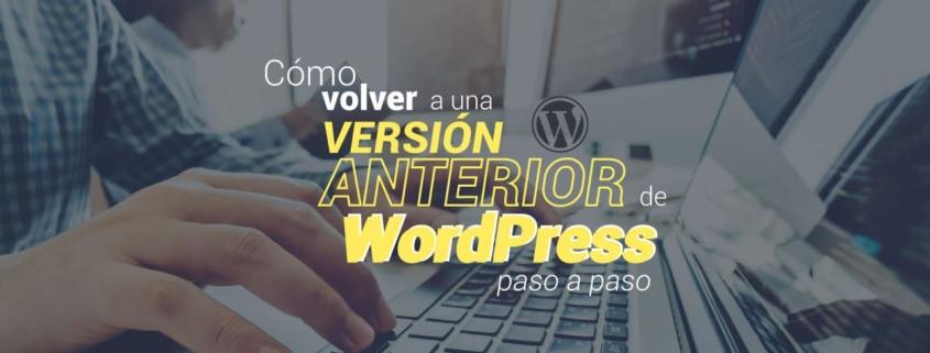 como-volver-a-una-version-anterior-de-wordpress-paso-a-paso